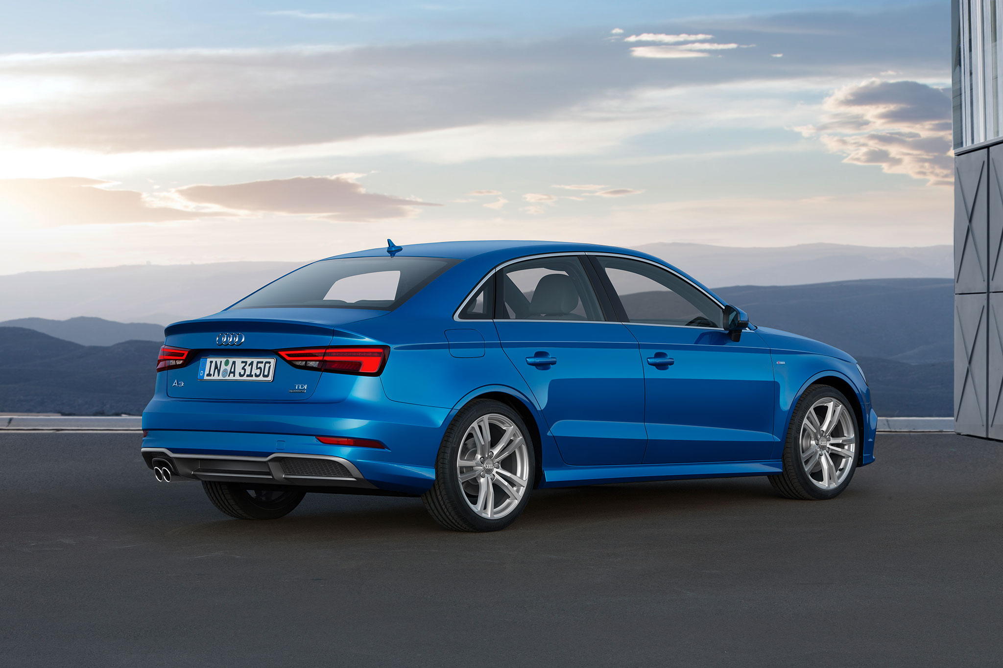 HQ Audi A3 Wallpapers | File 290.48Kb