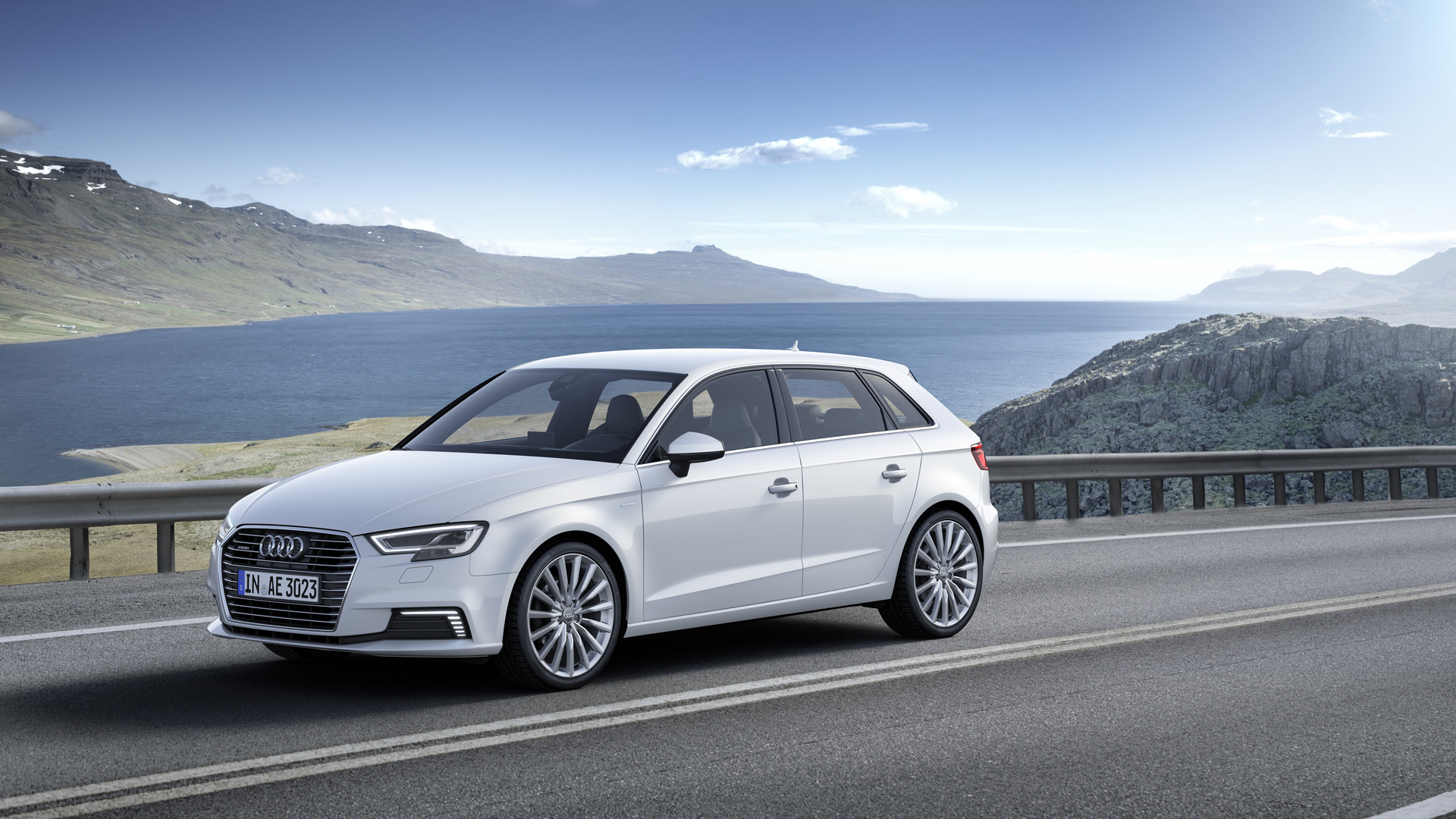 Amazing Audi A3 Pictures & Backgrounds