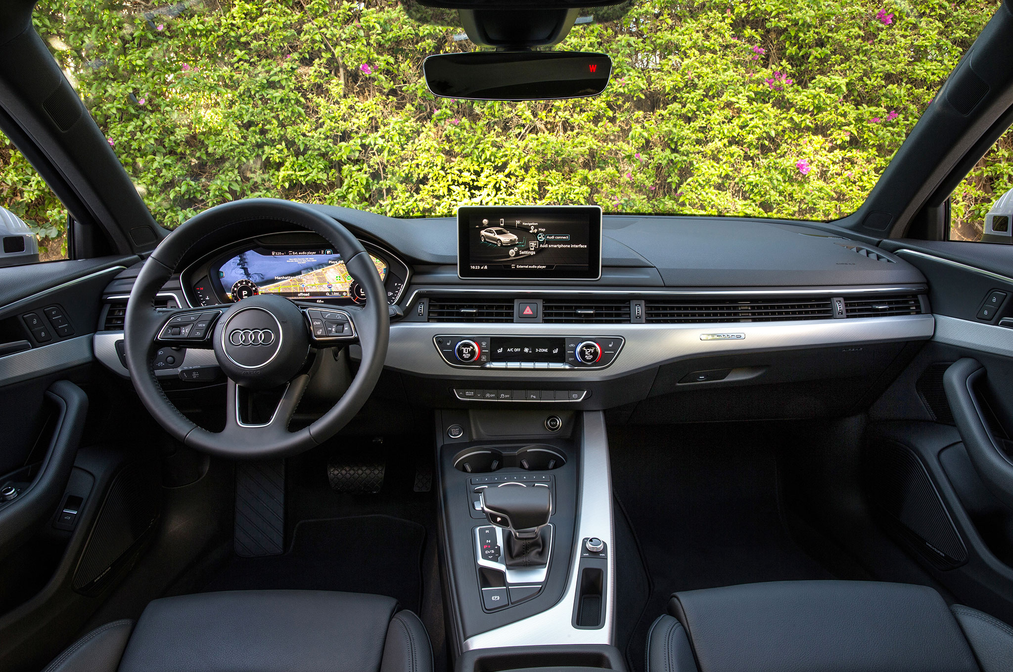 Nice wallpapers Audi A4 2048x1360px