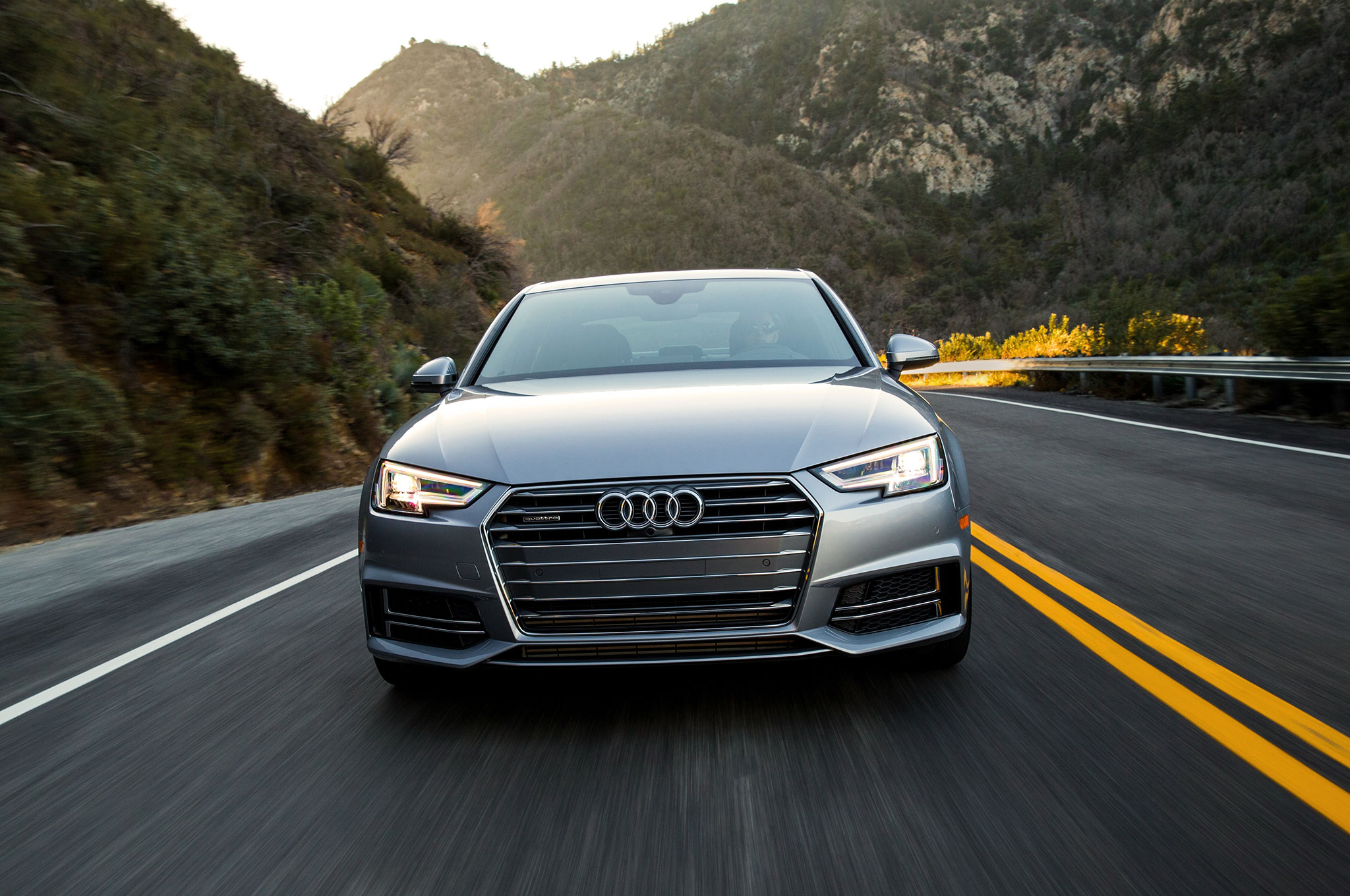 HD Quality Wallpaper | Collection: Vehicles, 2048x1360 Audi A4
