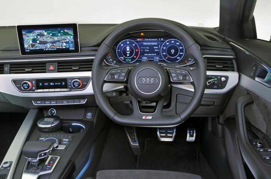 Nice Images Collection: Audi A4 Desktop Wallpapers