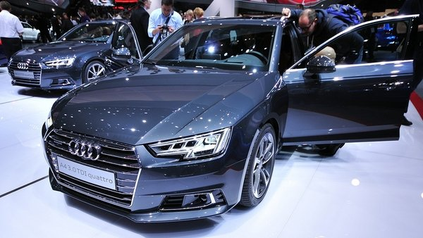 600x338 > Audi A4 Wallpapers