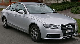Audi A4 Backgrounds on Wallpapers Vista