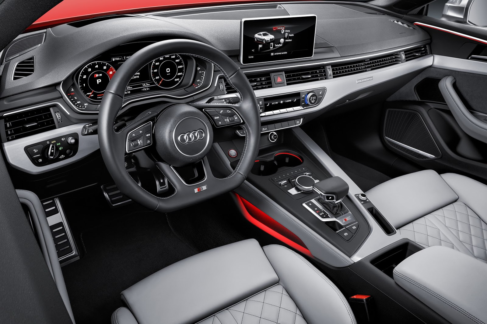 HD Quality Wallpaper | Collection: Vehicles, 1600x1067 Audi A5