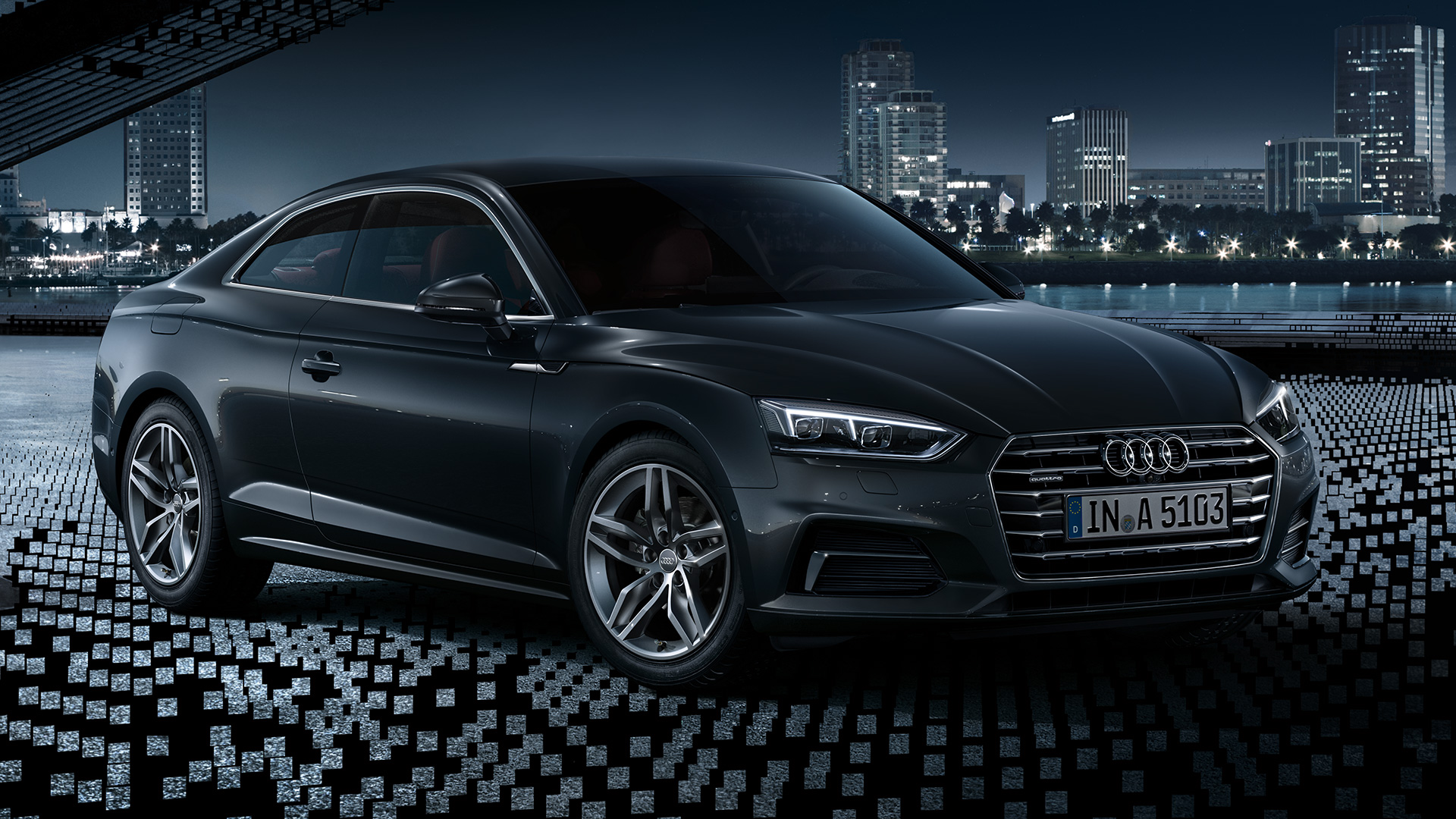 High Resolution Wallpaper | Audi A5 1920x1080 px