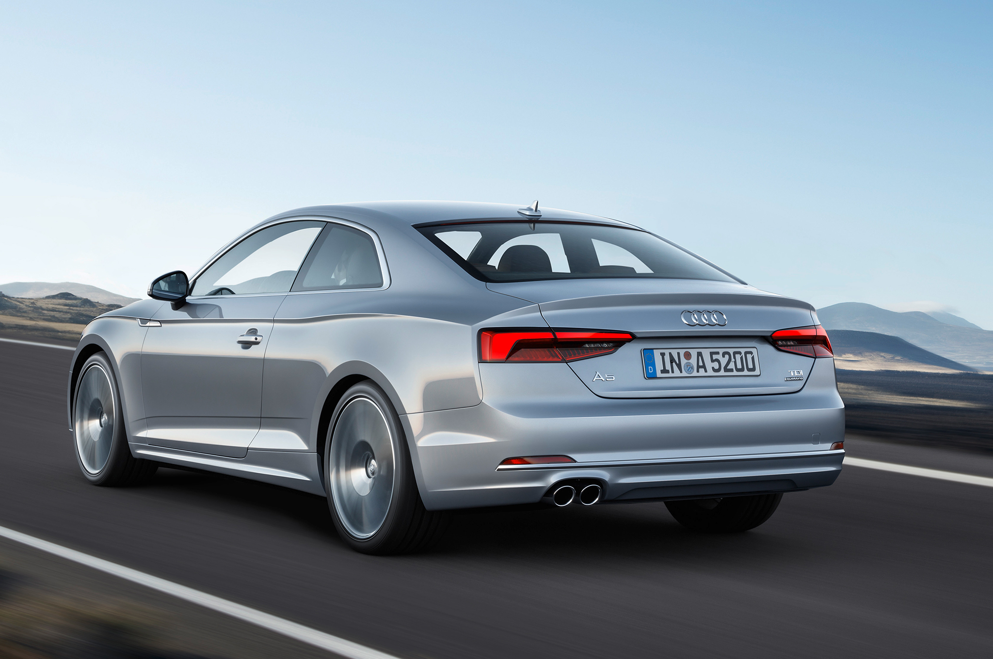 Amazing Audi A5 Pictures & Backgrounds