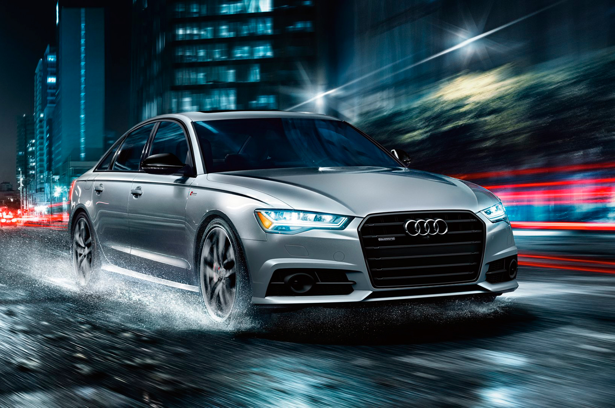 Nice wallpapers Audi A6 2048x1360px