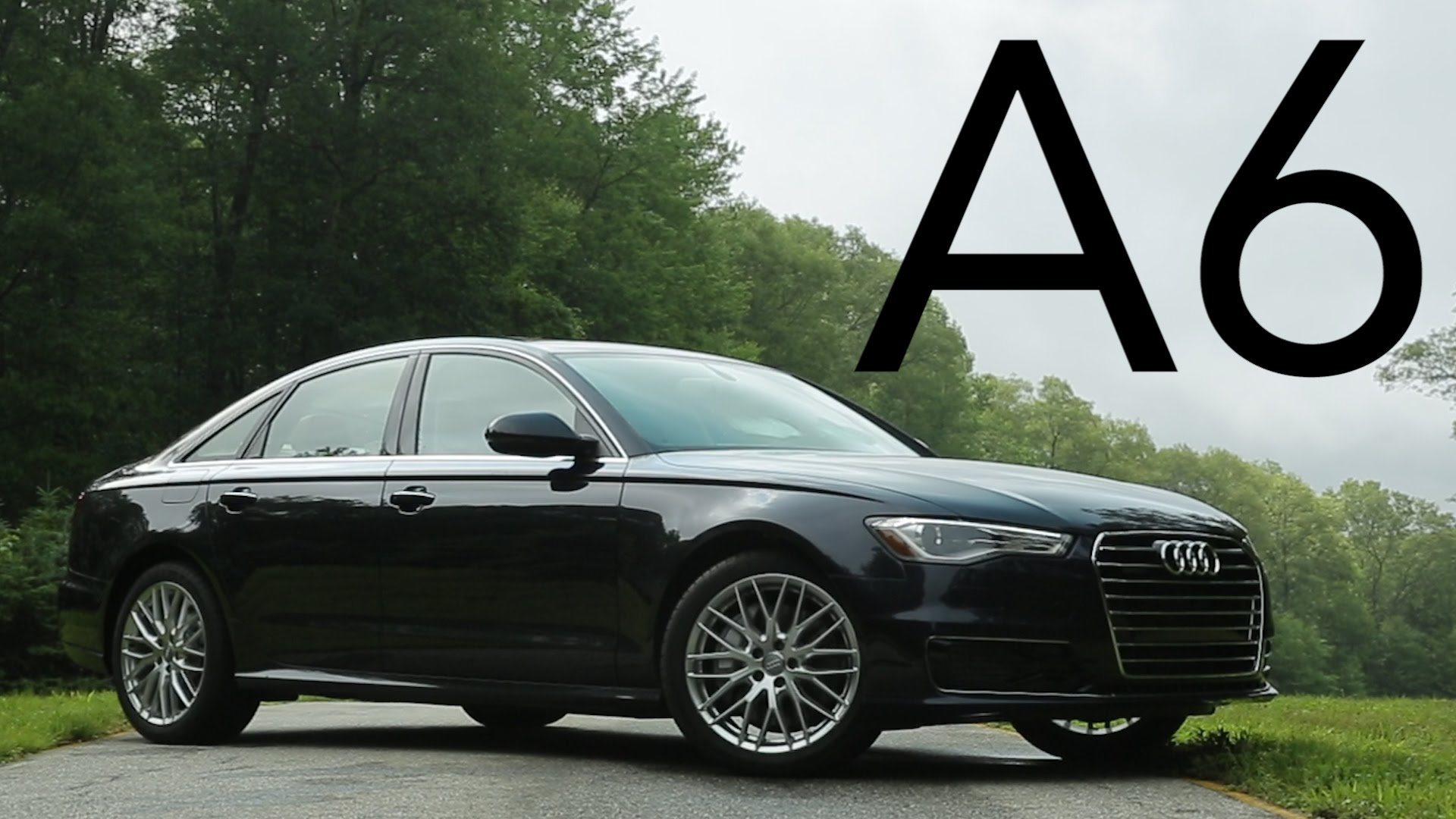Nice wallpapers Audi A6 1920x1080px