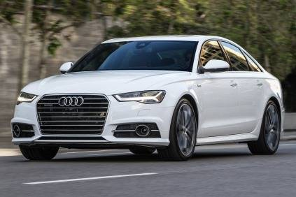 Nice Images Collection: Audi A6 Desktop Wallpapers