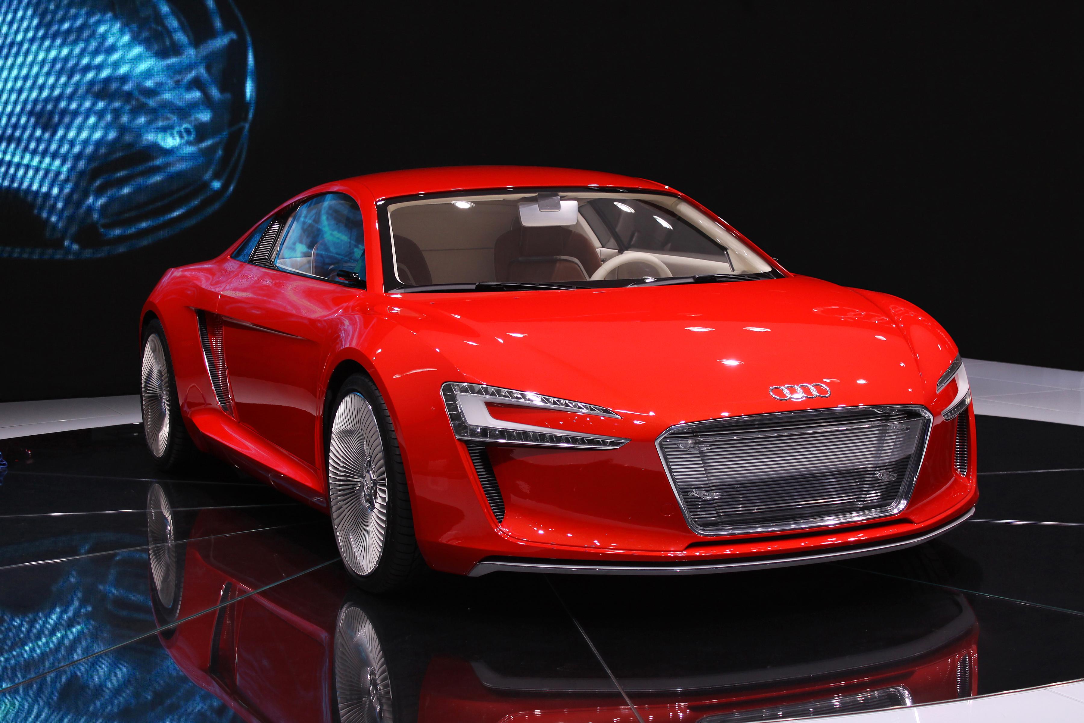 Audi E-Tron Backgrounds, Compatible - PC, Mobile, Gadgets| 3600x2400 px