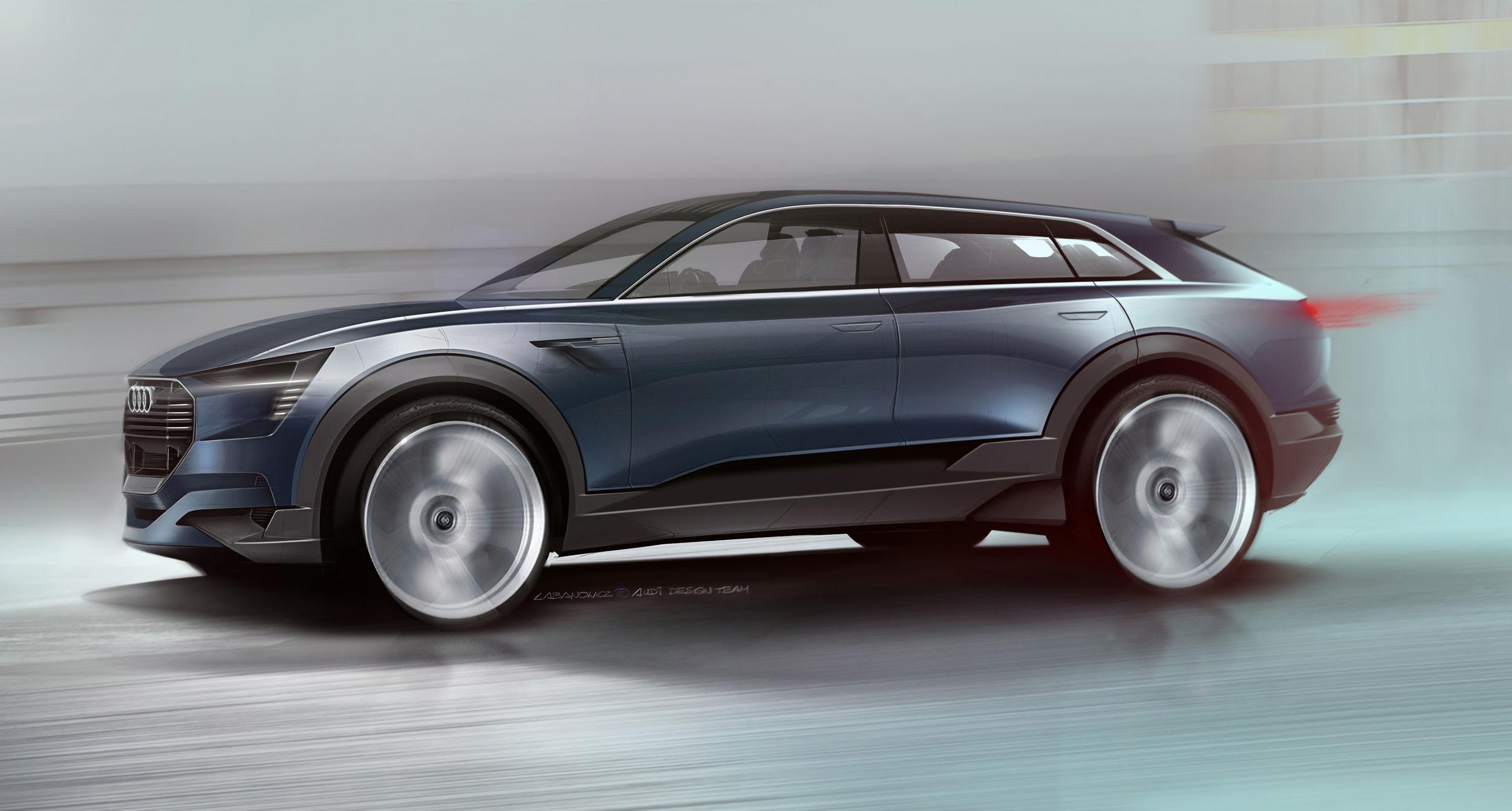 Images of Audi E-Tron | 2500x1341