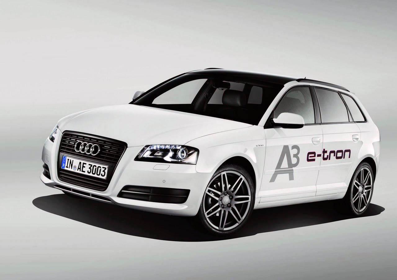 Images of Audi E-Tron | 1280x905