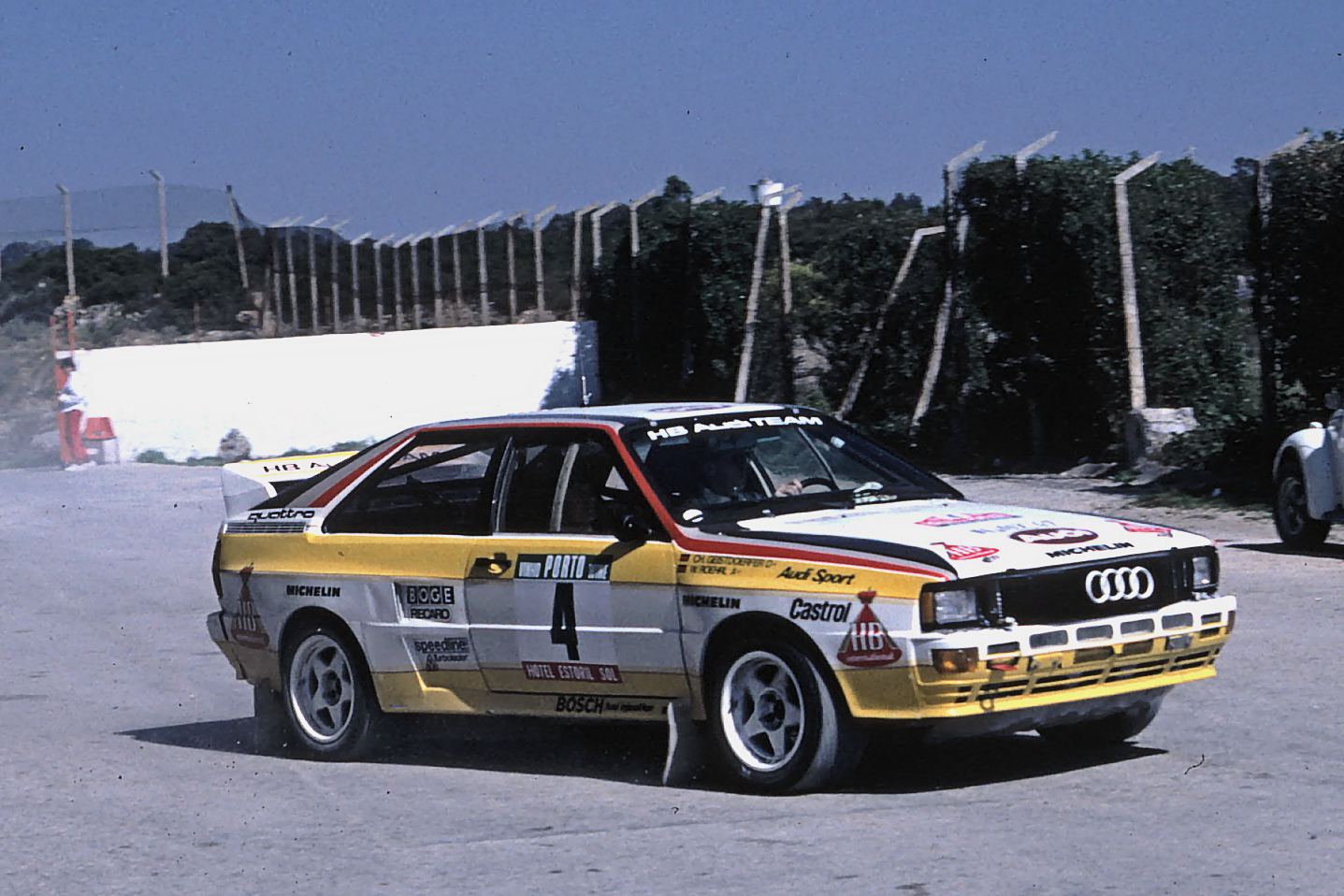 HQ Audi Quattro Wallpapers | File 588.38Kb