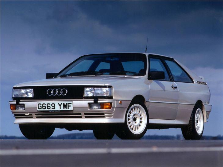 Nice Images Collection: Audi Quattro Desktop Wallpapers