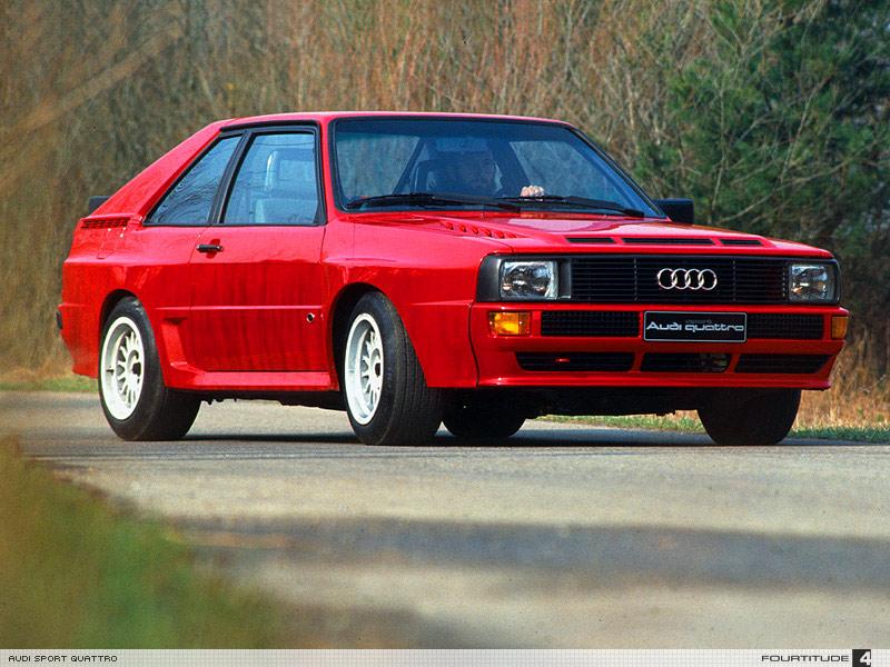 Amazing Audi Quattro Pictures & Backgrounds