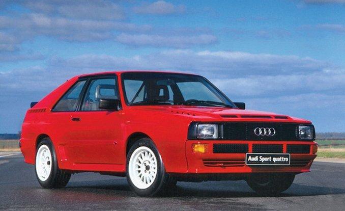 Images of Audi Quattro | 678x414