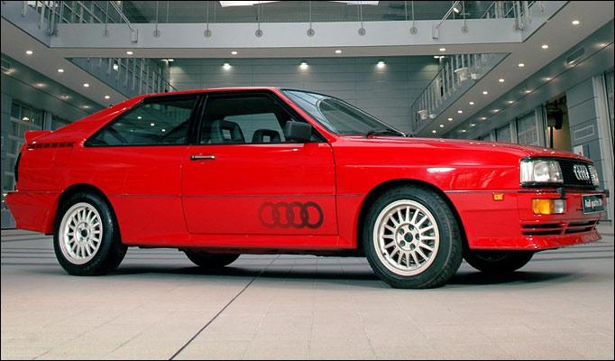 High Resolution Wallpaper | Audi Quattro 682x400 px