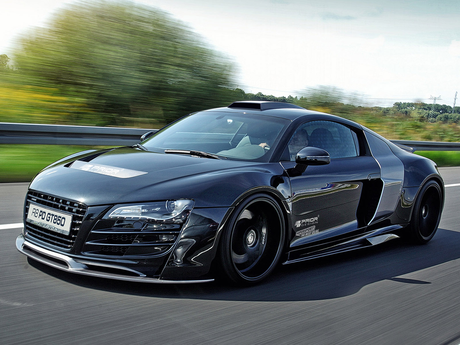 Amazing Audi R8 GT 850 Pictures & Backgrounds
