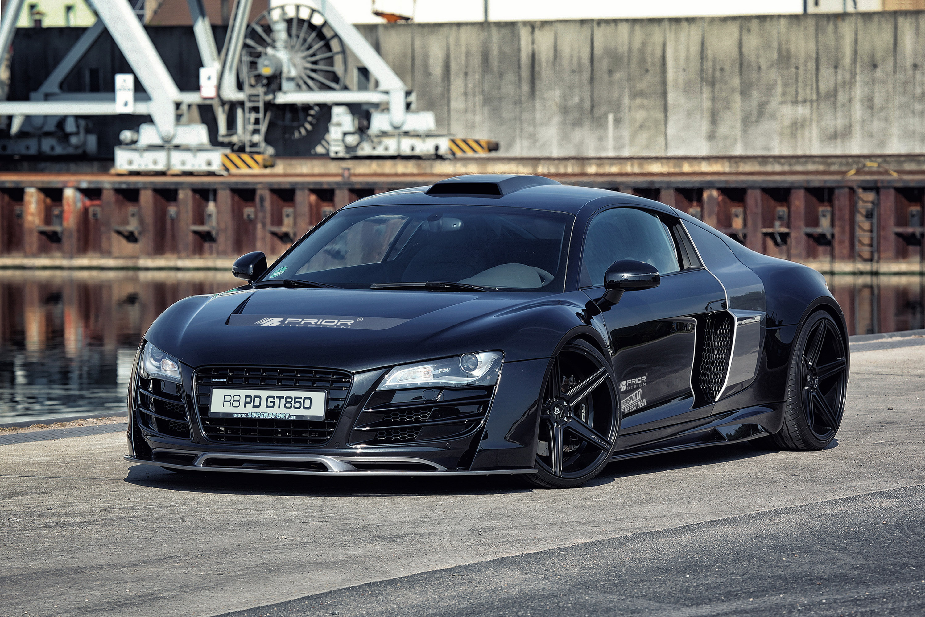 Audi R8 GT 850 Backgrounds on Wallpapers Vista
