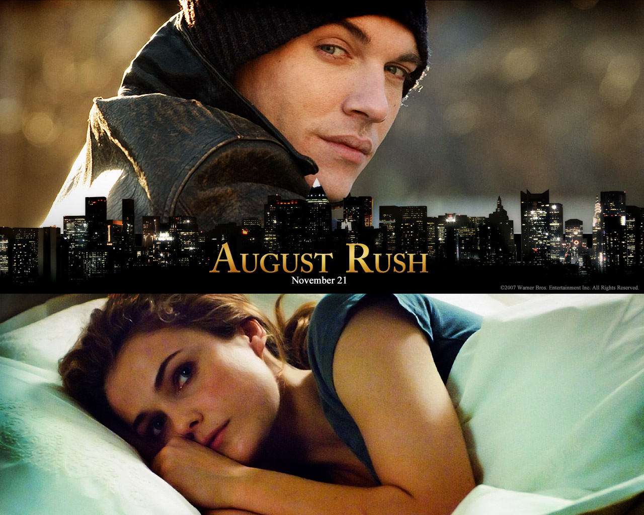 August Rush Backgrounds, Compatible - PC, Mobile, Gadgets  1280x1024 px