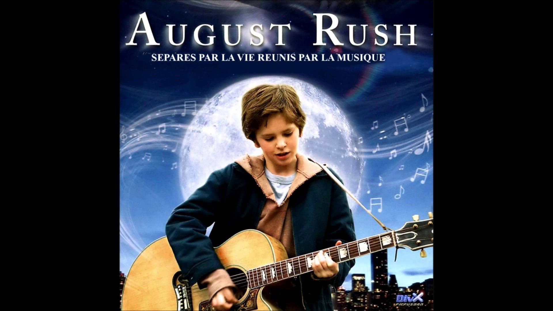 Nice wallpapers August Rush 1920x1080px