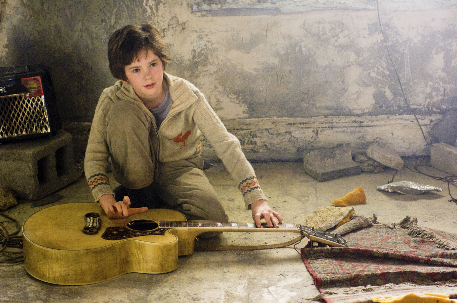 Nice wallpapers August Rush 1505x1000px