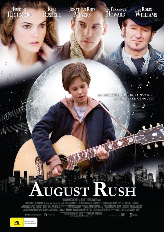 August Rush Pics, Movie Collection