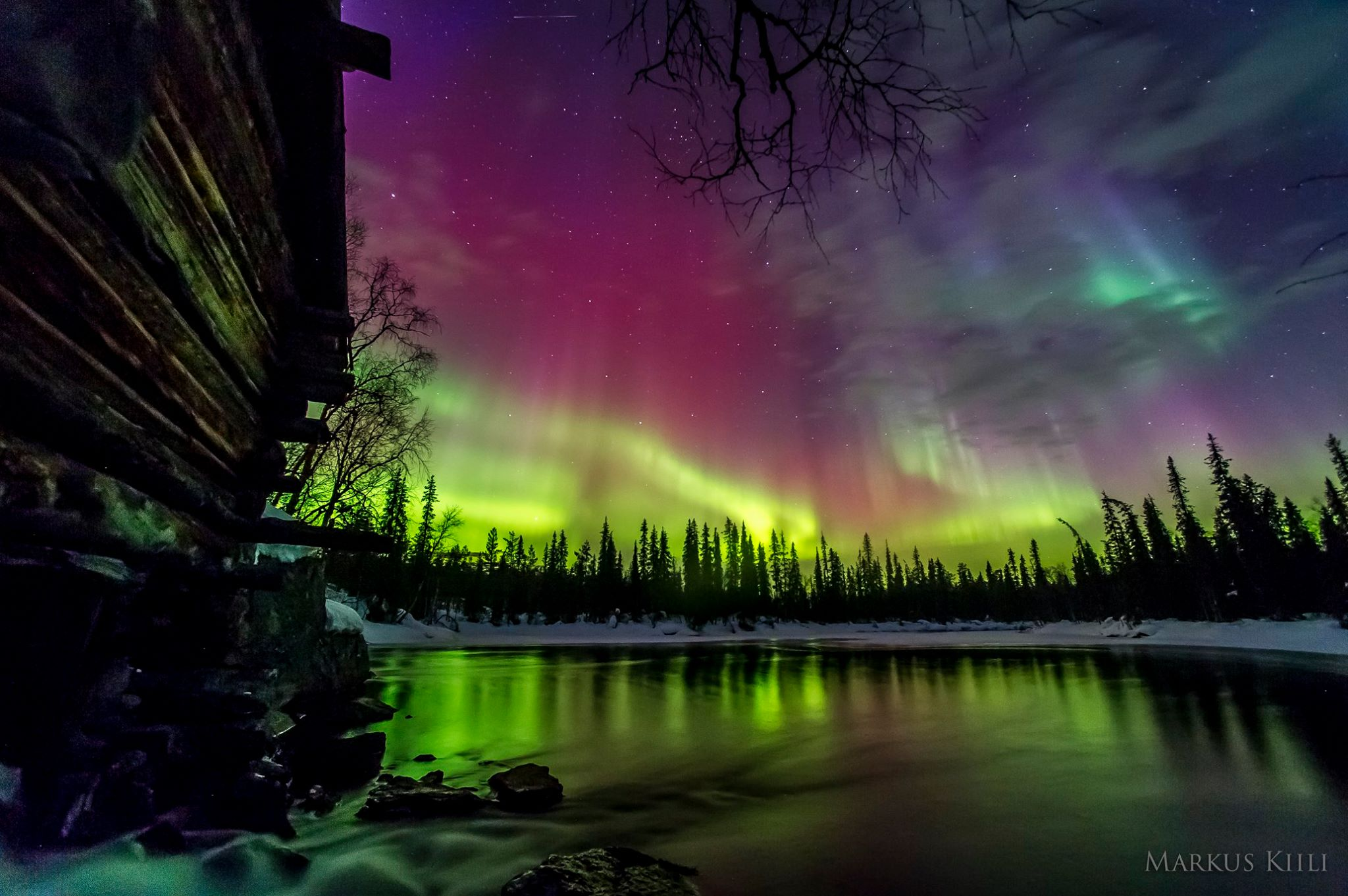 HQ Aurora Borealis Wallpapers   File 307.11Kb
