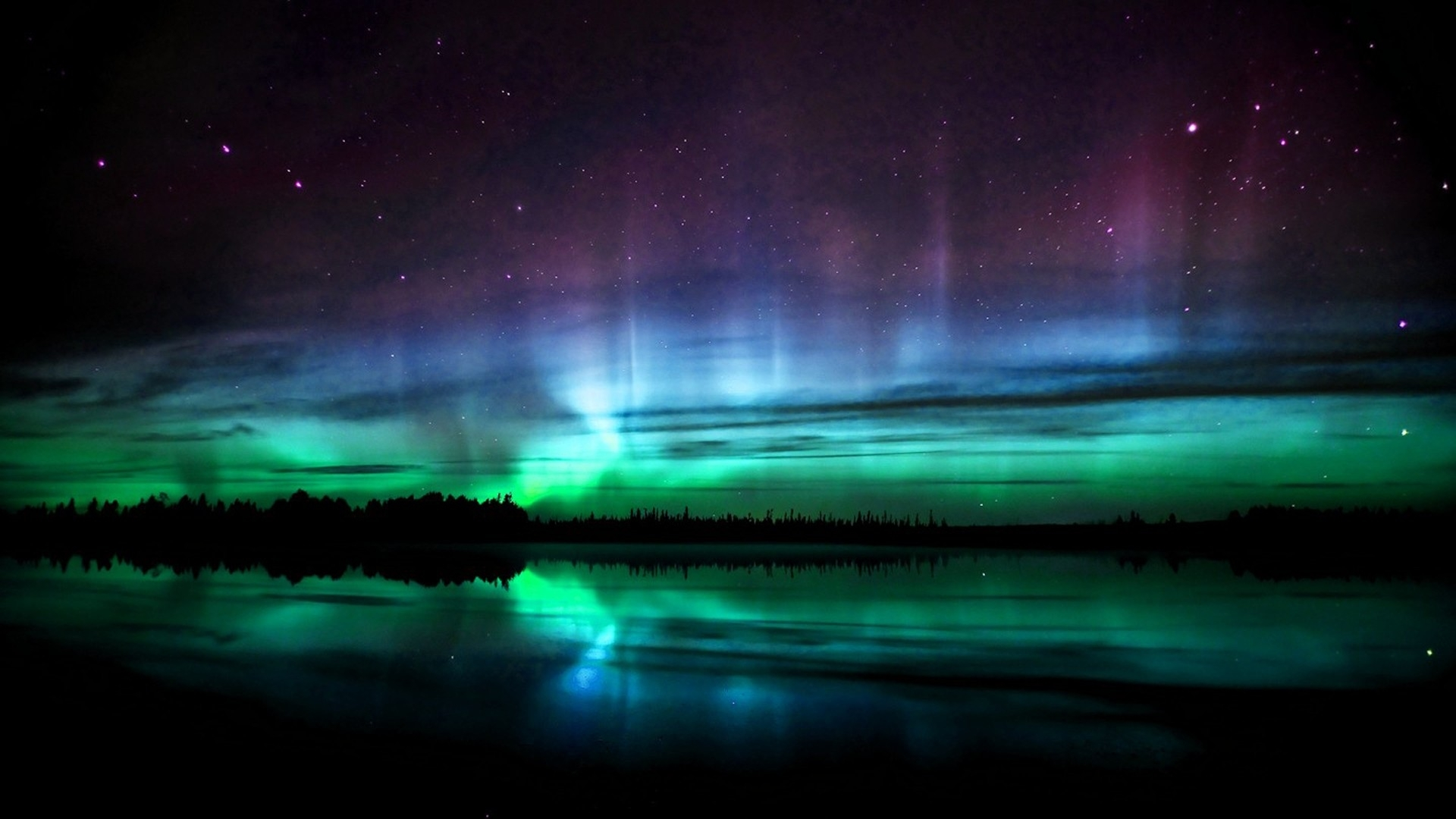Aurora Borealis High Quality Background on Wallpapers Vista