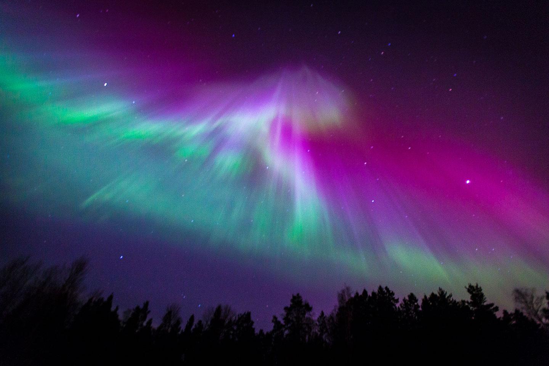 1440x960 > Aurora Borealis Wallpapers