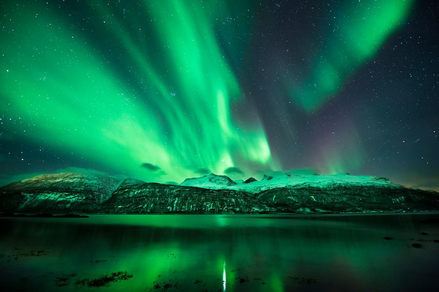 858x571 > Aurora Borealis Wallpapers