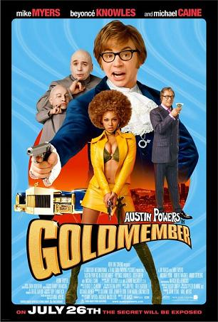 Nice wallpapers Austin Powers In Goldmember 306x453px
