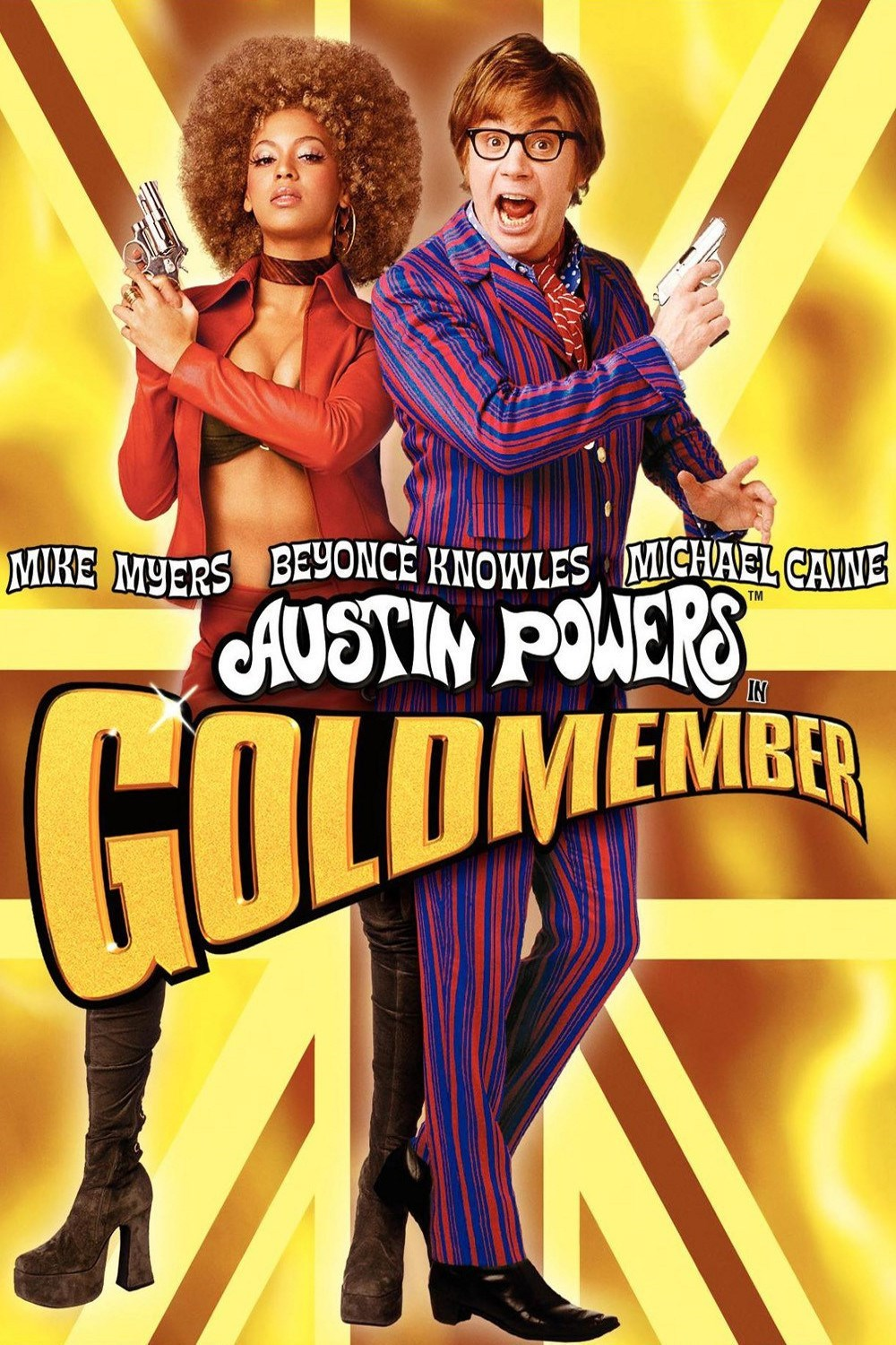 Nice Images Collection: Austin Powers In Goldmember Desktop Wallpapers
