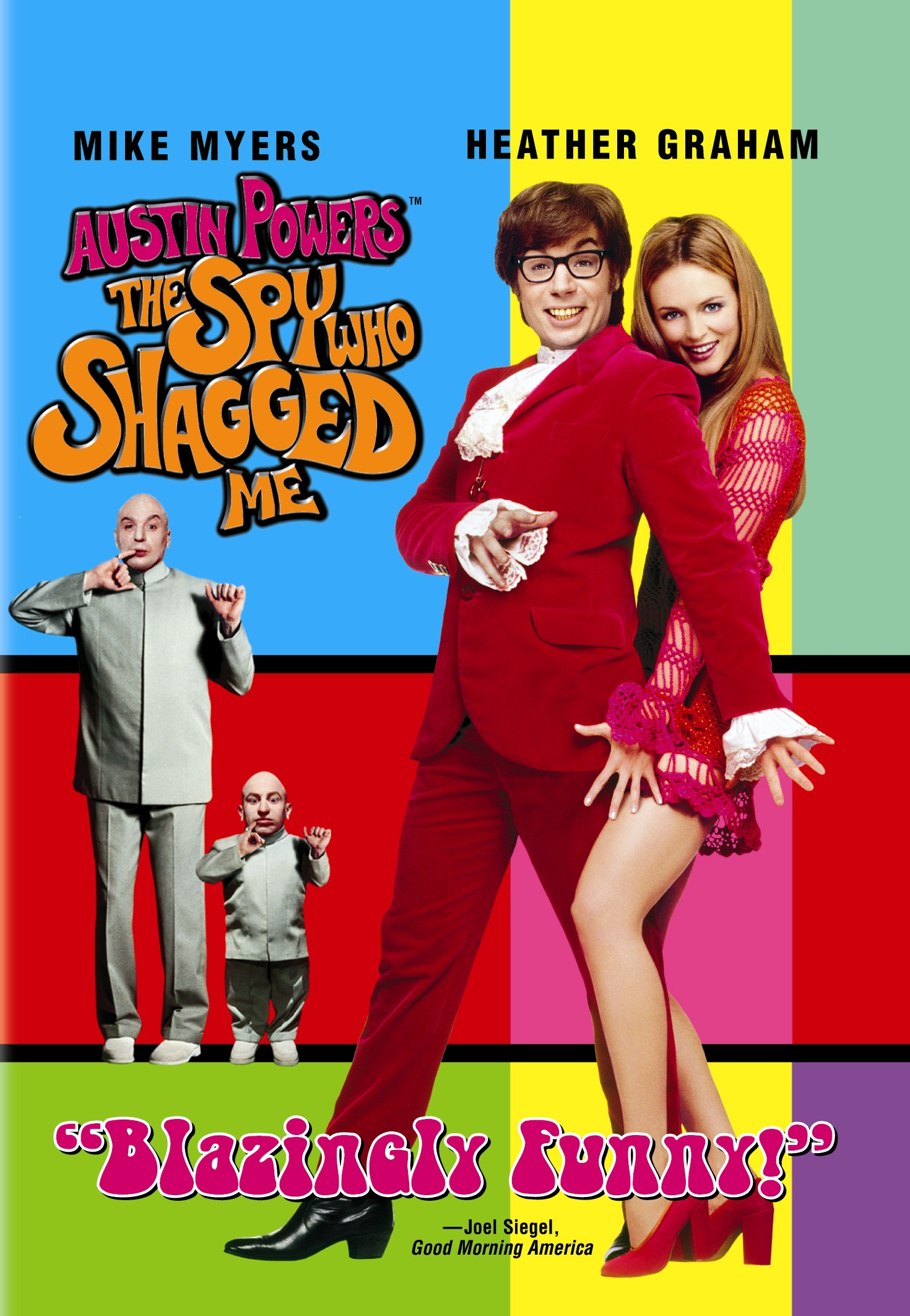 HQ Austin Powers: The Spy Who Shagged Me Wallpapers | File 492.17Kb