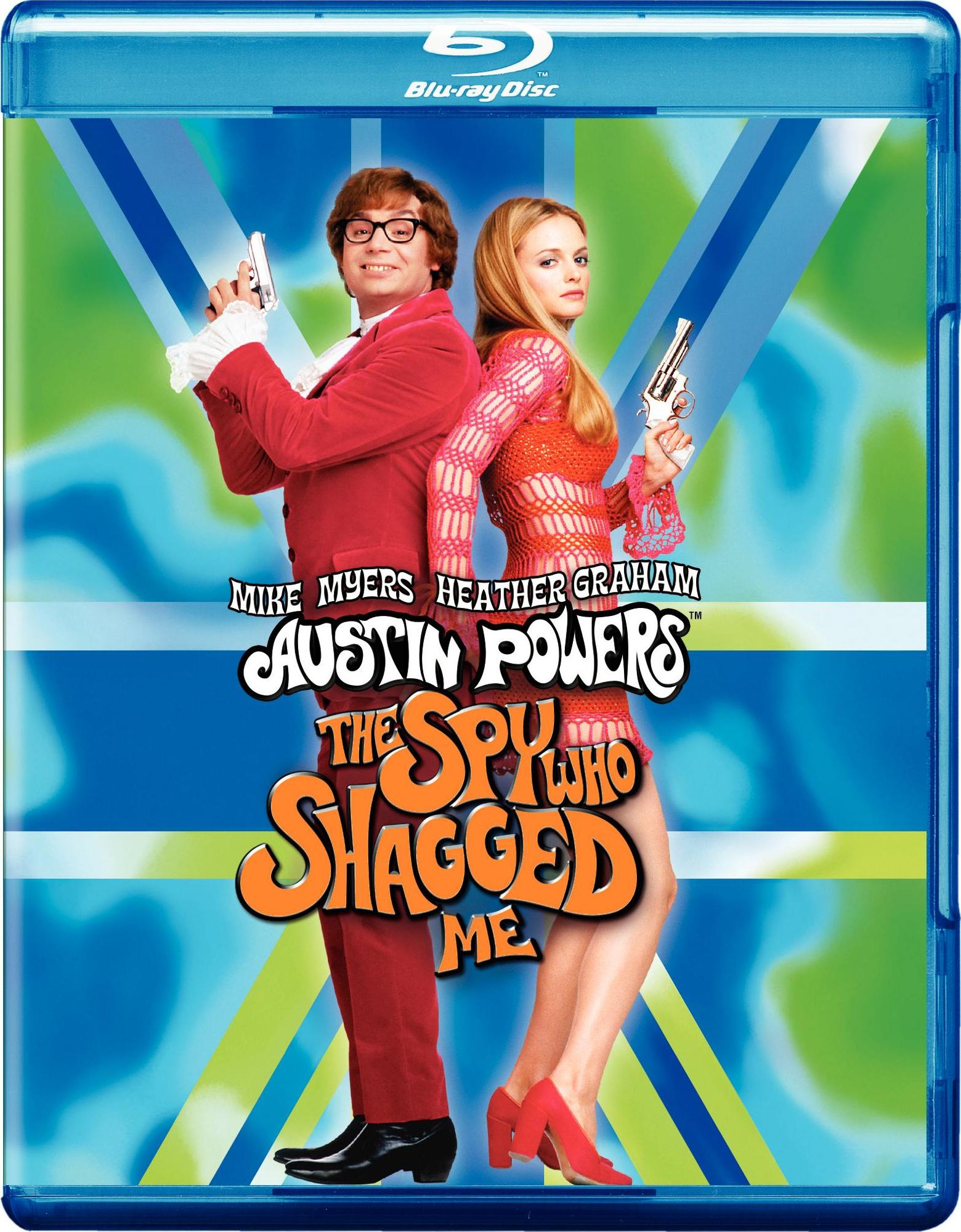 Austin Powers: The Spy Who Shagged Me Pics, Movie Collection