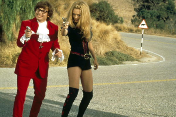 600x400 > Austin Powers: The Spy Who Shagged Me Wallpapers