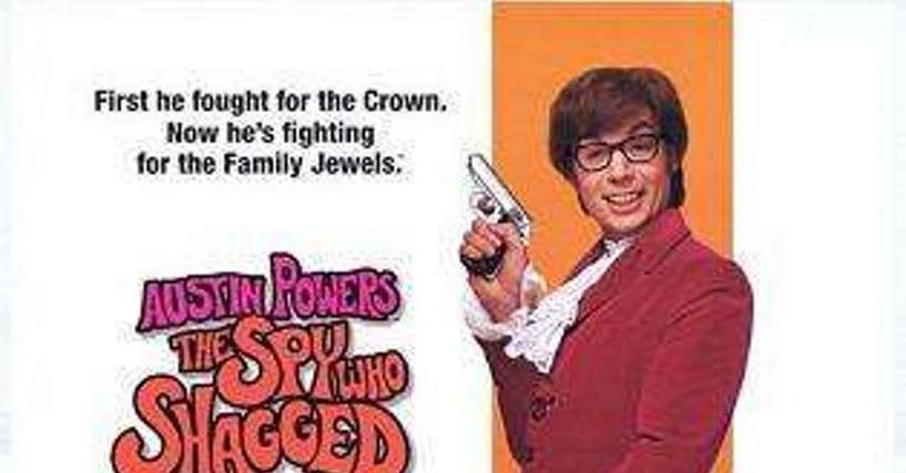 Nice Images Collection: Austin Powers: The Spy Who Shagged Me Desktop Wallpapers