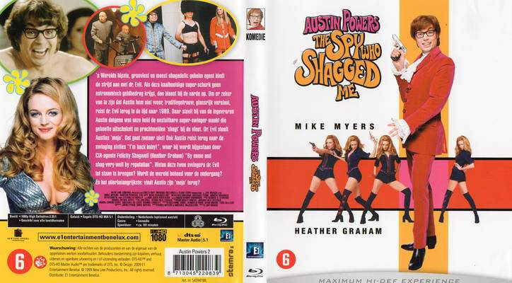 Austin Powers: The Spy Who Shagged Me High Quality Background on Wallpapers Vista