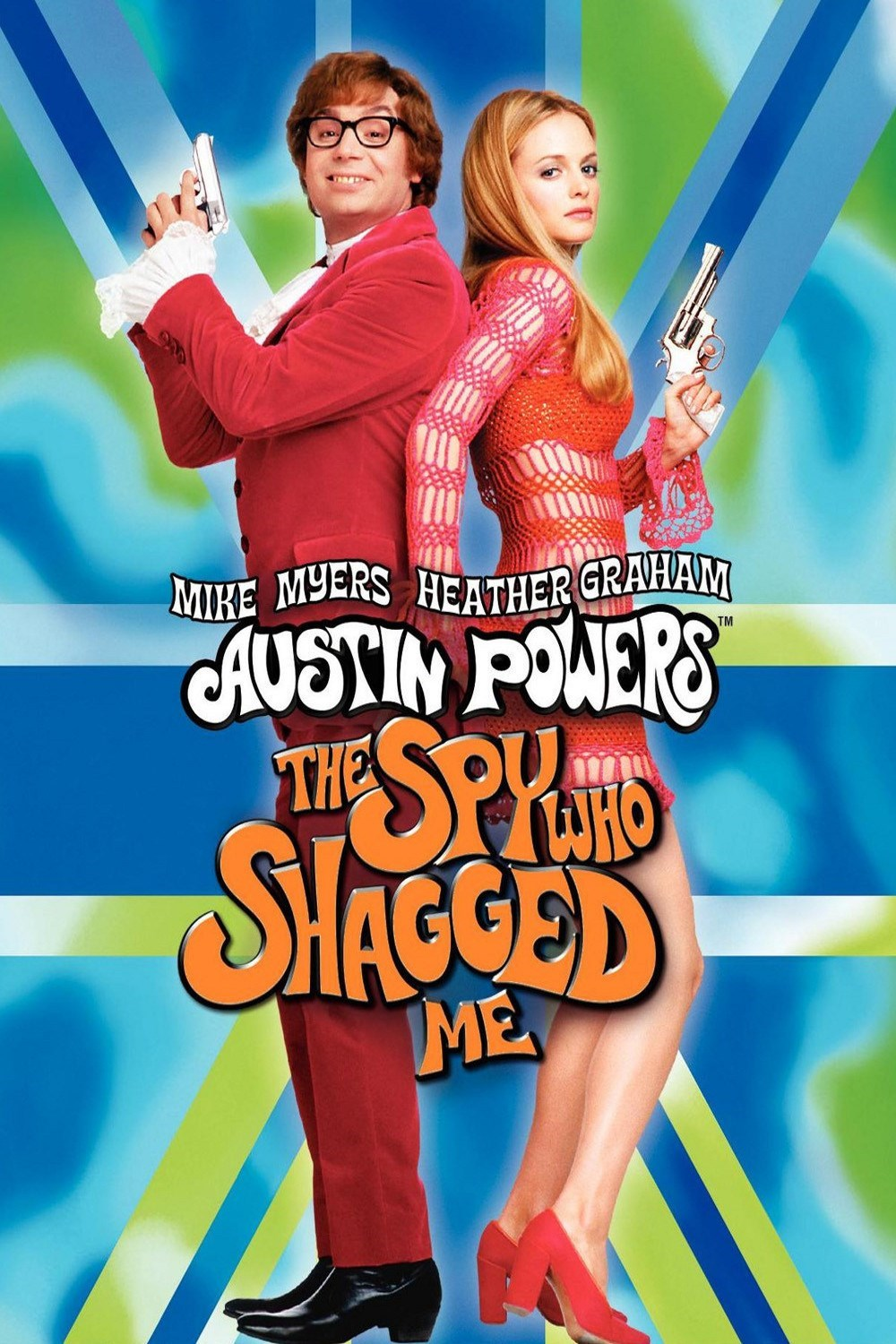 HD Quality Wallpaper | Collection: Movie, 1000x1500 Austin Powers: The Spy Who Shagged Me
