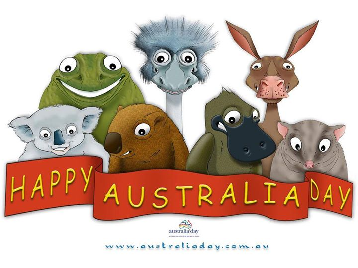 HD Quality Wallpaper | Collection: Holiday, 720x540 Australia Day