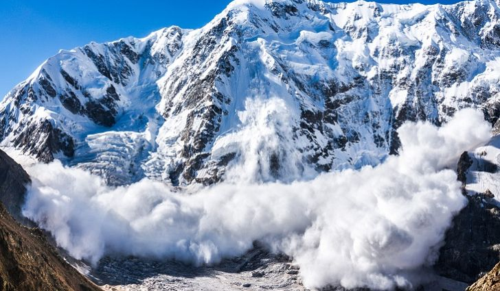 Avalanche High Quality Background on Wallpapers Vista