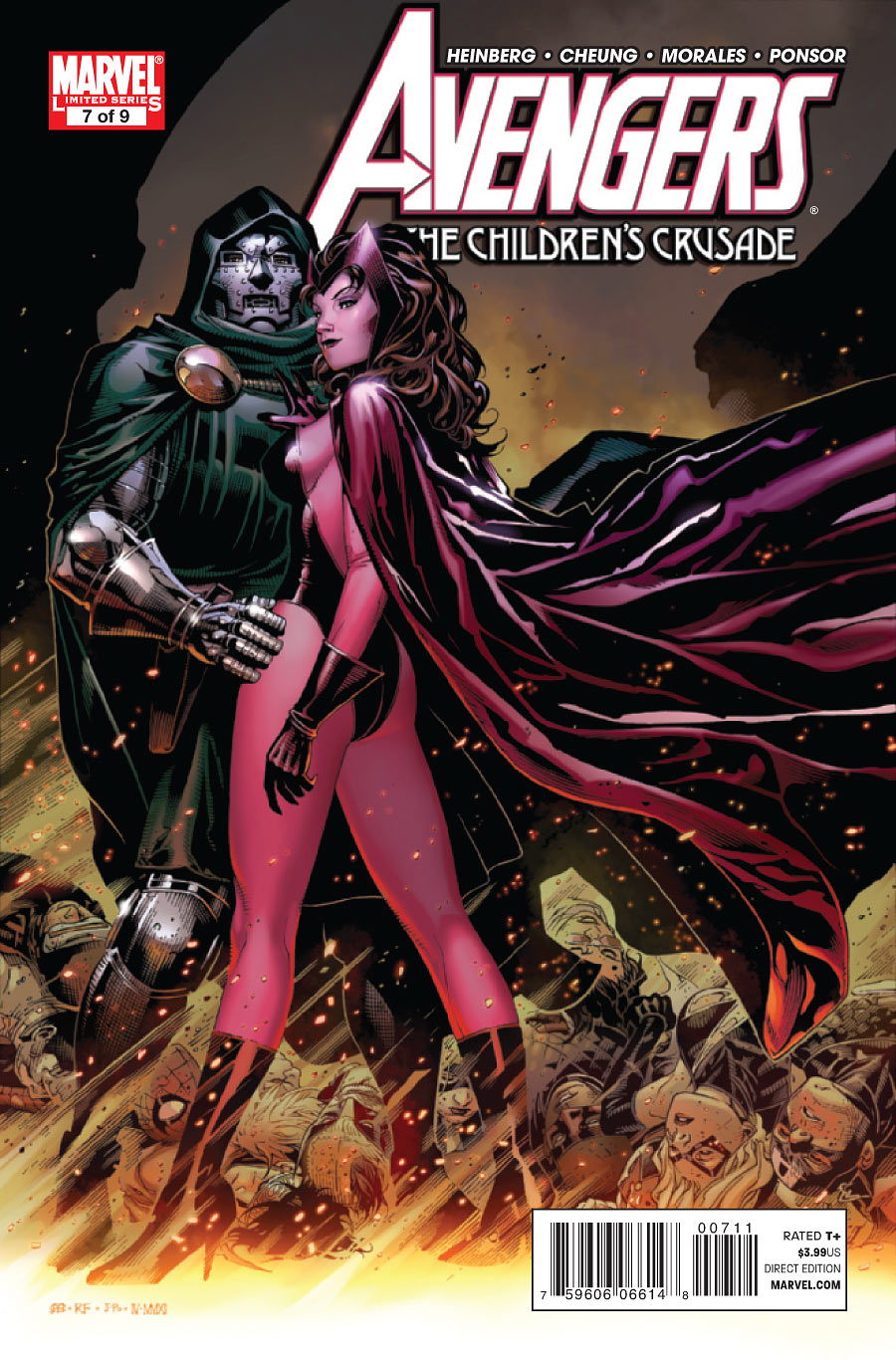 Avengers: The Children's Crusade HD wallpapers, Desktop wallpaper - most viewed