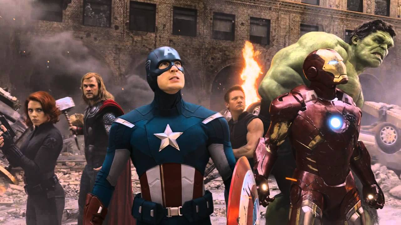Amazing The Avengers Pictures & Backgrounds