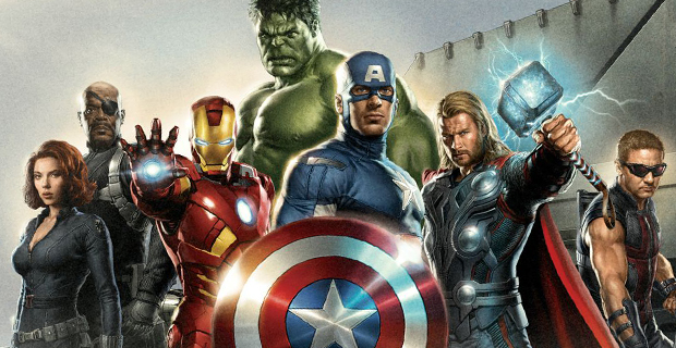 Nice wallpapers The Avengers 620x320px