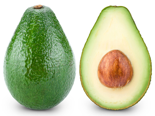 HD Quality Wallpaper | Collection: Food, 500x375 Avocado