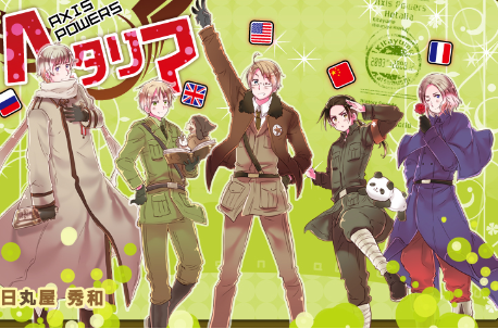 Hetalia: Axis Powers Backgrounds on Wallpapers Vista