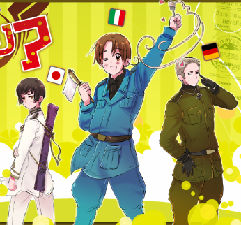 Nice Images Collection: Hetalia: Axis Powers Desktop Wallpapers