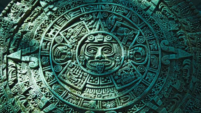 HD Quality Wallpaper | Collection: Artistic, 700x394 Aztec