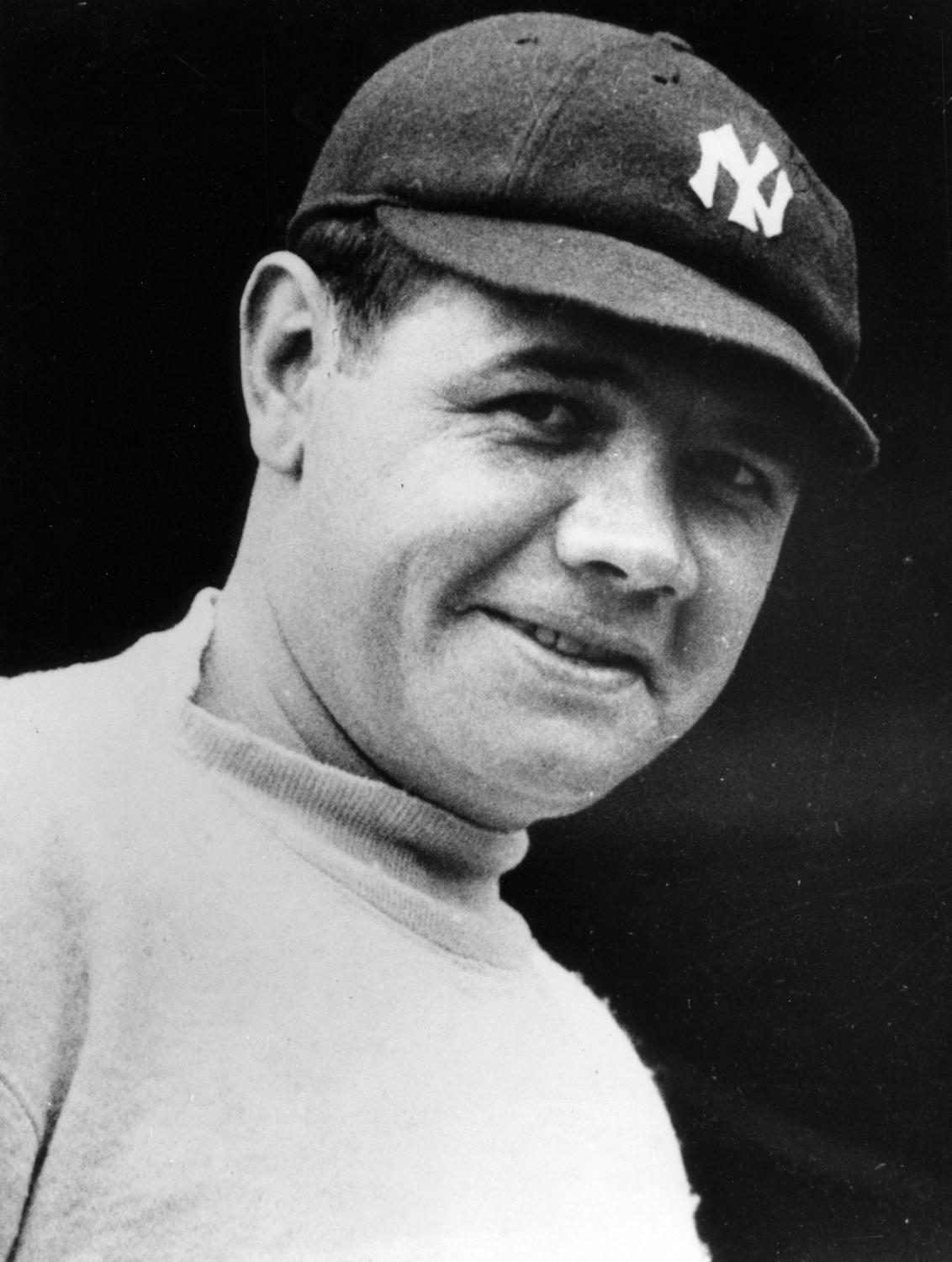High Resolution Wallpaper | Babe Ruth 1132x1500 px