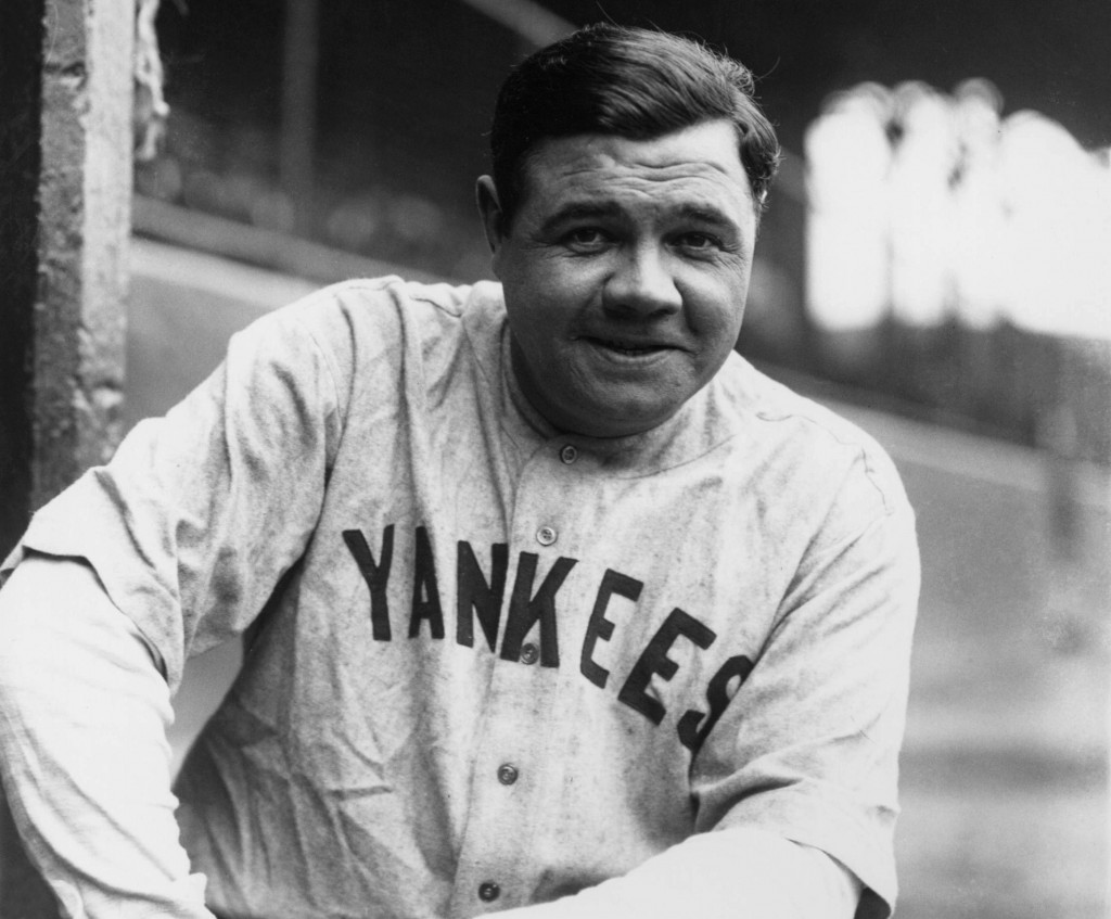 Images of Babe Ruth | 1024x847